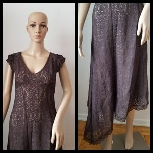Vintage Maje Paris Lace Dress, Size T3, Small?